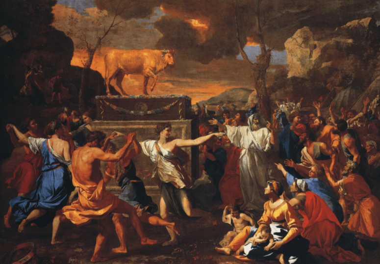 Dancing before the Golden Calf