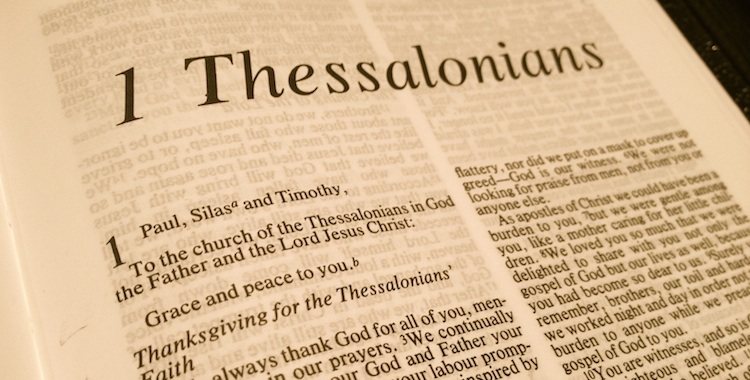 1thessalonians