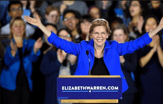 Elizabeth Warren announces 2020 presidential campaign
