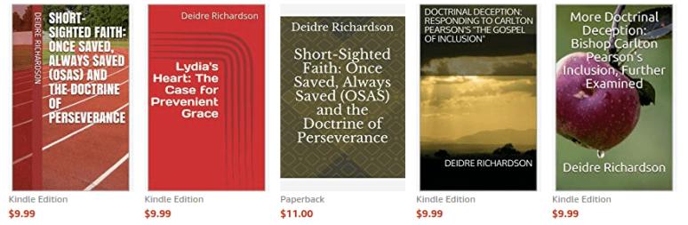 Deidre Richardson books
